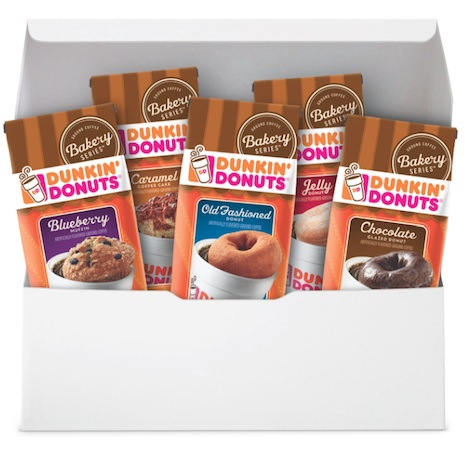 dunkin donuts bakery series vote