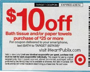 Tissue Paper Target
