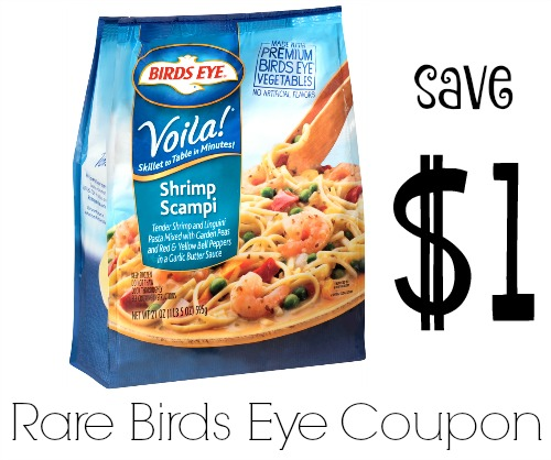 birds eye voila skillet meals coupons