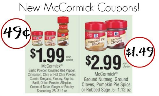 mccormick coupons 2019