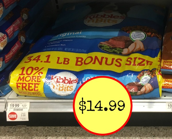 kibbles and bits dog food coupons