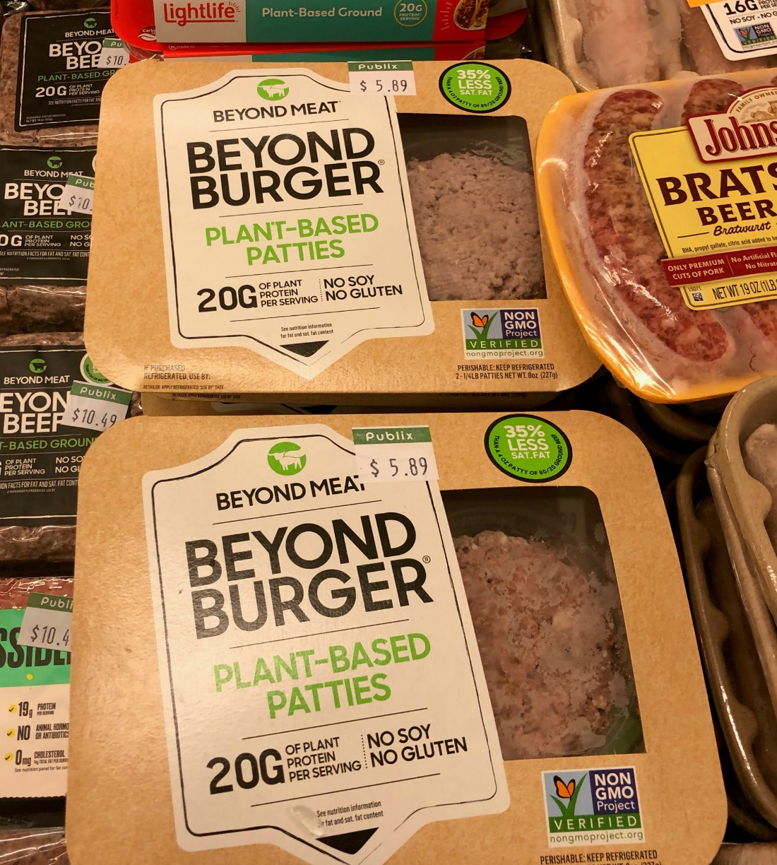 Beyond Meat The Beyond Burger Just $2.74 At Publix ...
