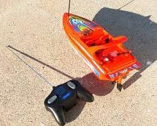 Nitro RC Boats