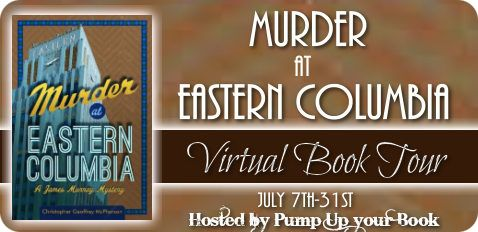 Murder at Eastern Columbia banner
