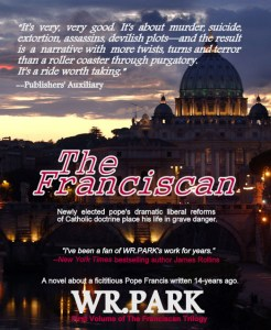 The Franciscan Book Cover