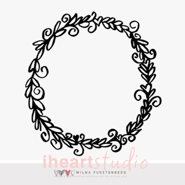 Wreath Cut File