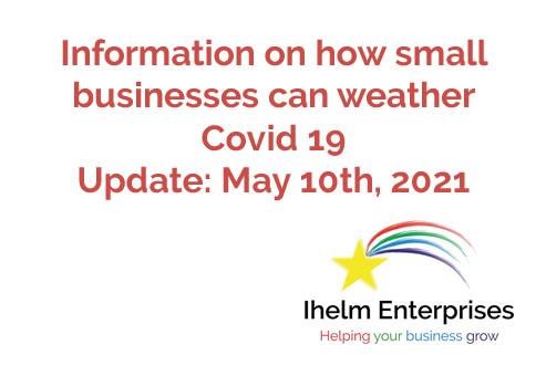Ihelm Enterprises Covid 19 Update May 10 2021