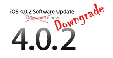DowngradeiOS4.0.2