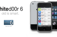 Whited00r 6 brings iOS 6 on older iPhone and iPod Contact fashions