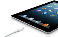 Apple announced the iPad 4 with 128 GB of memory for $799/$929
