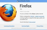Download Firefox 19 for Windows, Mac OS X and Linux