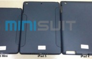 iPad 5 case leaked photo shows thinner design