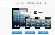 Extra than14 Million Units Have Been Jailbroken With Evasi0n