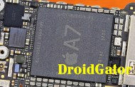 Fake images of the iPhone 5S Logic Board