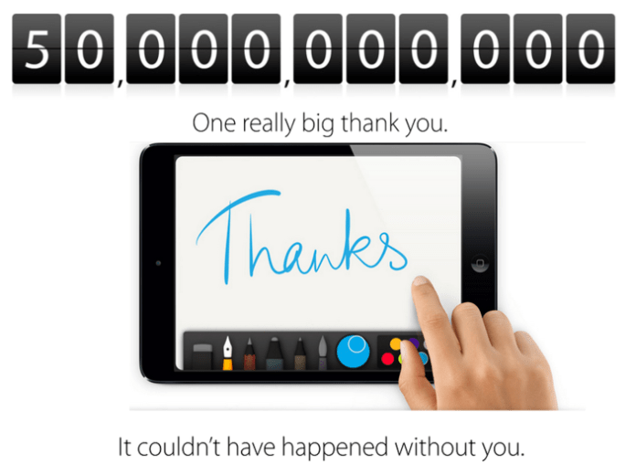 50-Billion-app-downloads-thank-you