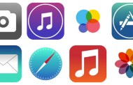 iOS 7 icons look leaked
