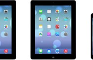 The new iOS 7 appeared on Apple website with the iPads