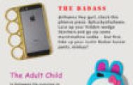 What Your iPhone Case Says About You [infographics]