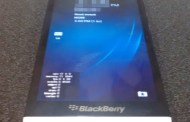 First 5-inch BlackBerry A10 smartphone captured on video