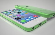 High resolution renderings of candy color budget iPhone models