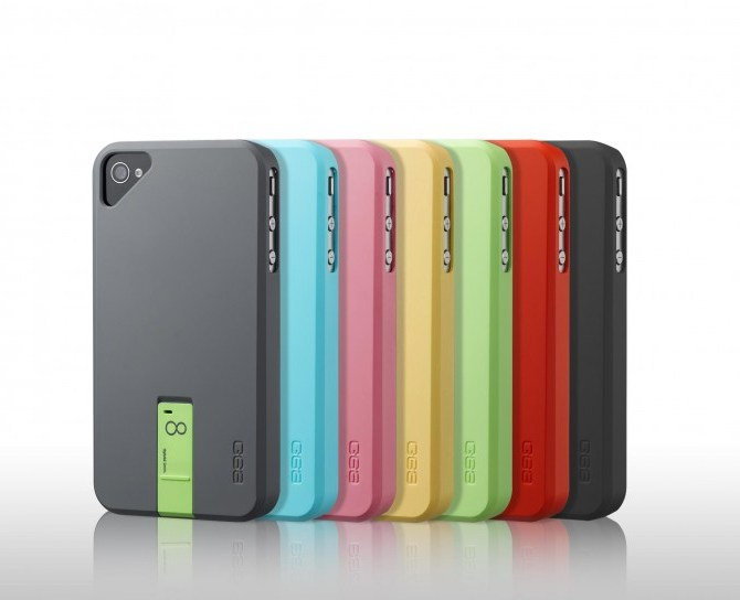 Hybrid Case for the iPhone