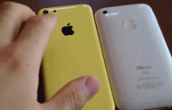 Alledged iPhone 5C in field shell [video]