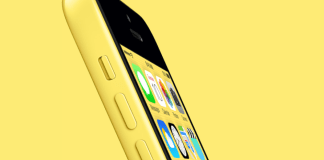 iPhone-5c yellow