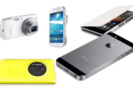 iPhone 5s, Galaxy S4 Zoom, Lumia 1020 and Xperia Z1 Cameras When compared