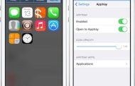 Apptray: launch your favorite apps from the iOS 7 Notification Center
