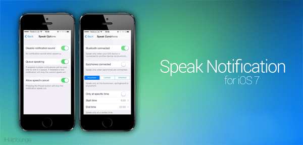 Speak-Notification