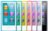 iPhone 6 design to be borrowed from the iPod nano 7G and iPhone 5c