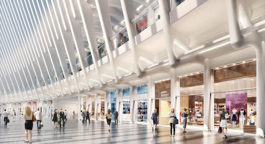 Apple Store scheduled to open in the new World Trade Center in 2015