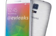 Snapshot of Samsung Galaxy S5 premium version in a metal case leaked