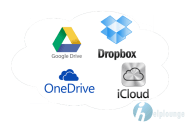 iCloud Drive vs Dropbox vs Google Drive vs OneDrive: price comparison