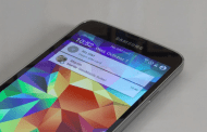 Android L on a Samsung Galaxy S5, first pictures and video