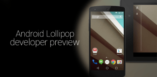 Android-Lollipop-Developer-Preview