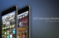 How to get HTC Sense animated weather widget in iOS 8