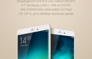 Xiaomi Mi Note and Mi Note Pro: Two new flagships presented