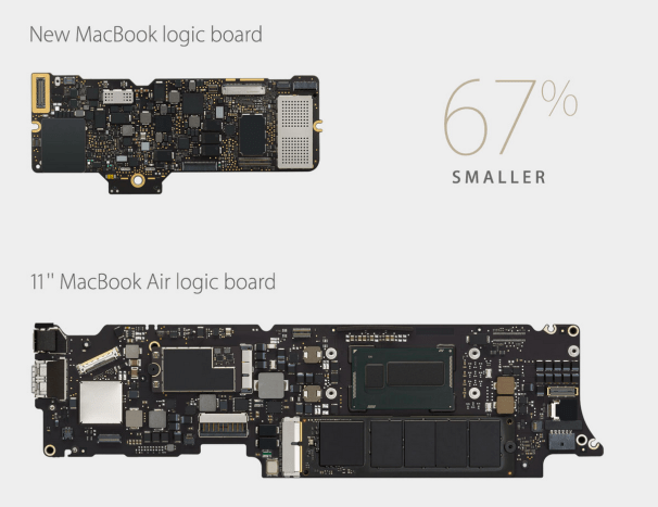 new-MackBook-logic-board
