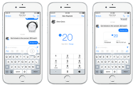 Facebook now to send money through Messenger