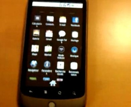 Nexus One Video