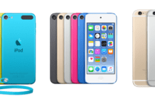 iPod touch iPhone6