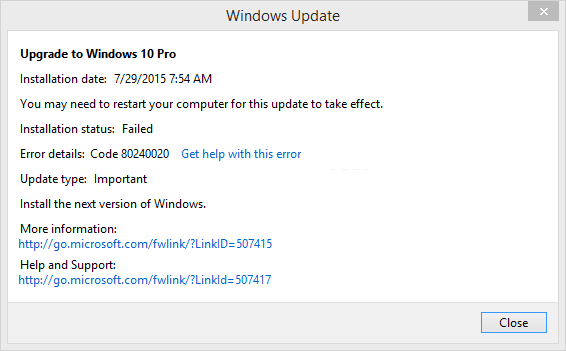 Upgrade-to-Windows-10-pro-installation-failed-error-code-80240020