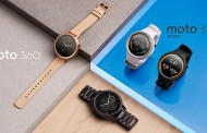 Moto 360 Second-Gen Along With New Sport Model Introduced