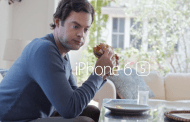 New iPhone 6s ad with actor Bill Hader