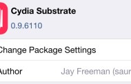 Saurik Released Cydia Substrate 0.9.6110