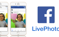 Facebook App For iPhone Brings Live Photos Support
