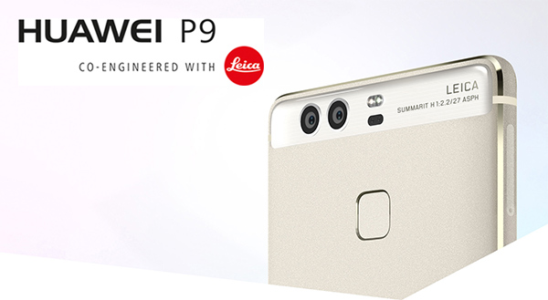 Huawei P9 & P9 Plus Smartphones Unveils With New Dual Camera