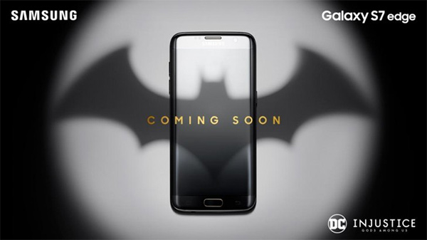 Download Galaxy S7 Edge Injustice Theme For Any Android Device: Samsung Hints Batman Galaxy S7 Edge Limited Edition Theme