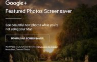 Google launches a featured photos screensaver for Mac